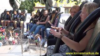 Predator Löffelhardt Onride Video 2 Cranger Kirmes 2014 by kirmesmarkus