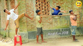 Indian New funny Video😄-😅Hindi Comedy Videos 2019-Episode-69--Indian Fun || ME Tv
