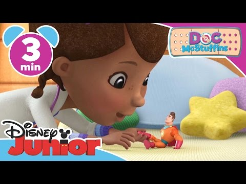 Magical Moments | Doc McStuffins: Awesome Guy | Disney Junior UK
