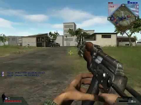 Battlefield Vietnam Mod Arsenal Saigon