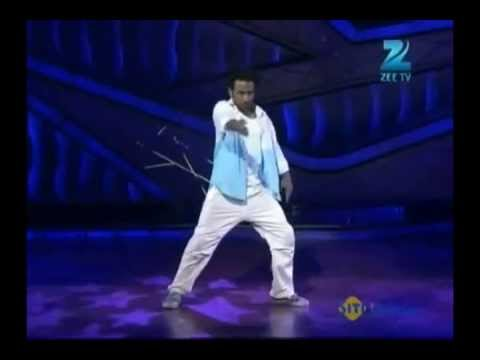 Dharmesh Sir UNBELIEVABLE First Audition For Dance India ...