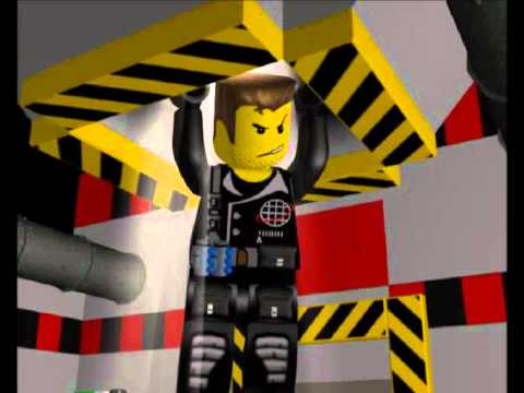 LEGO Alpha Team Trailer