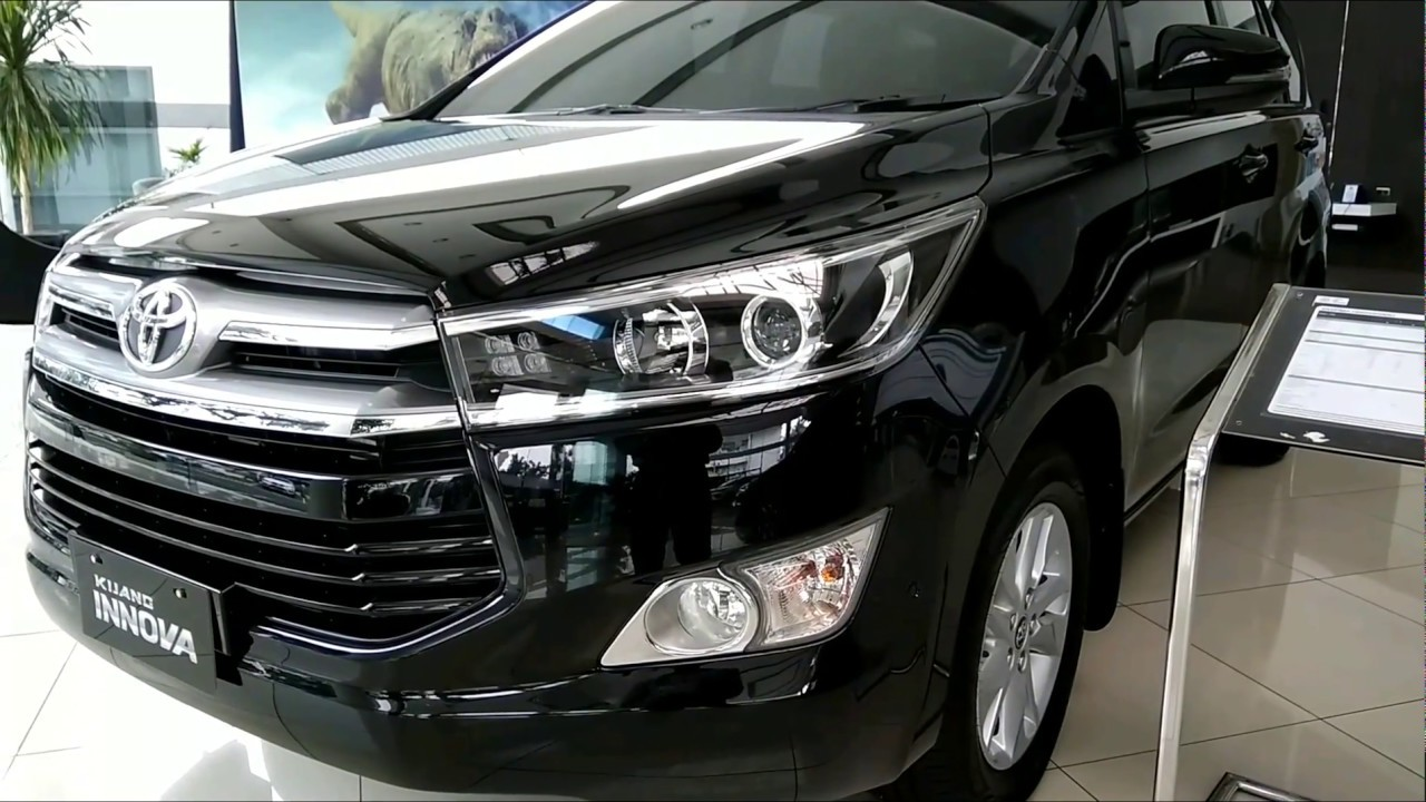 All New Kijang Innova G 2017 Otr Grand Avanza Ini Exterior Dan Interior Mewah ...