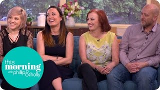 Could This Be Britain's Happiest Stepfamily? | This Morning