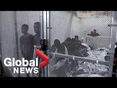 Controversy continues over U.S. detainment of migrant children