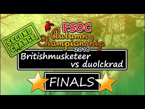 ESOC Second Chance Tournament - FINALS: Britishmusketeer vs duolckrad