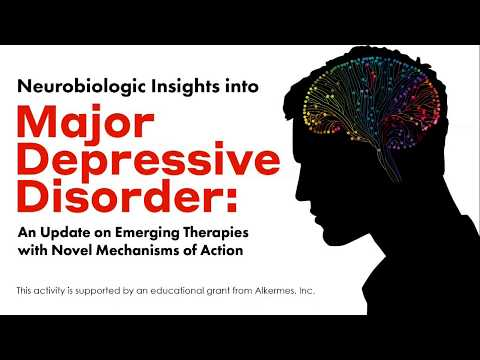 Neurobiologic Insights Into Major Depressive Disorder: Emerging Therapies With Novel MOAs