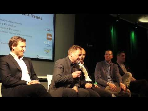 Automaker Response To Tesla Model 3, Plug In Hybrids, BYD... (Cleantech Revolution Tour EV Panel)