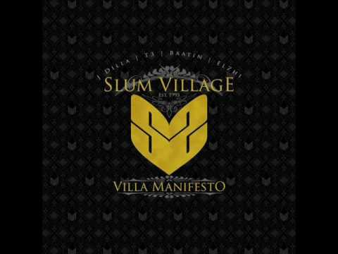 Slum Village - Scheming (Feat. J Dilla, Posdnuos & Phife Dawg)