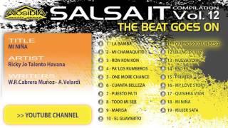 Salsa.it Vol.12 THE BEAT GOES ON: MI NIÑA  - Ricky Jo Talento Havana