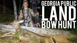 Public Land Bow Hunt 2017 - Self Filmed S8 #39
