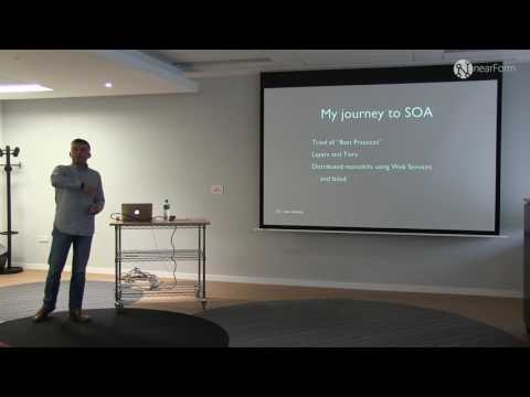 "Sean Farmar: ""SOA Lessons Learnt (OR Microservices Done Better)"""