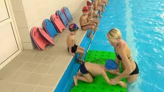 Как научить ребенка плавать обучение детей Челябинск