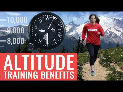 Running with LESS OXYGEN | How altitude training makes you faster