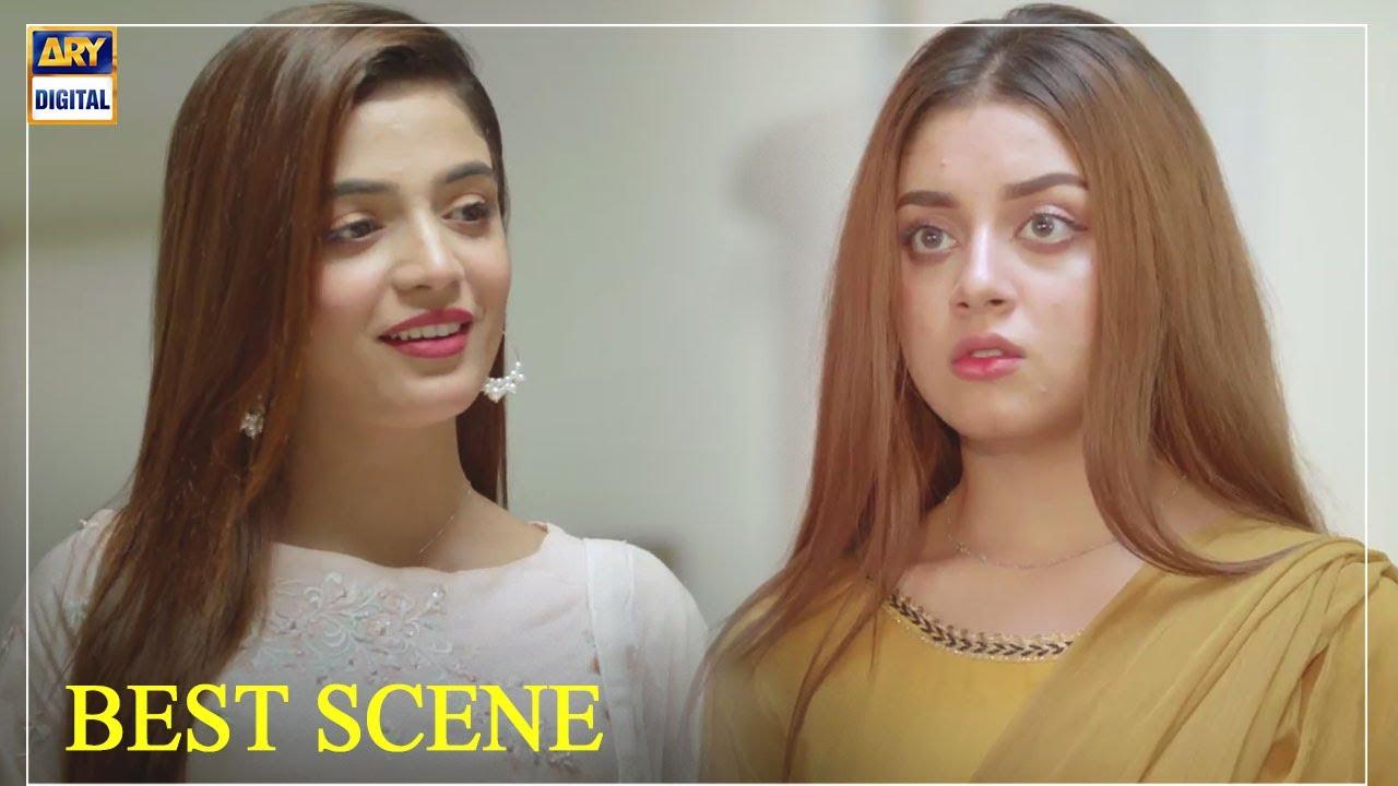 Mera Dil Mera Dushman Episode 38 - Best Scene - Alizey Shah & Noman Sami - ARY Digital