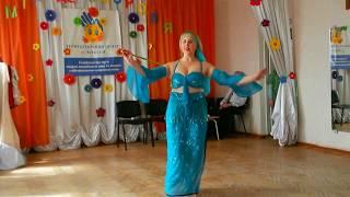 Восточный танец Саиди с тростью