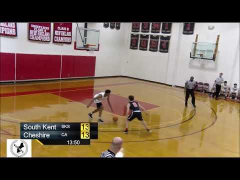 Doug Alves, 2018-19 Point Guard, Season Clips, South Kent School, NEPSAC All-AA