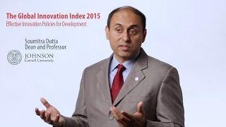 Global Innovation Index 2015: Highlights from Co-editor Dutta