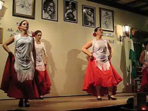 """Cristina Arranz y """"Camino Flamenco"""" en Peña Al Andalus"""