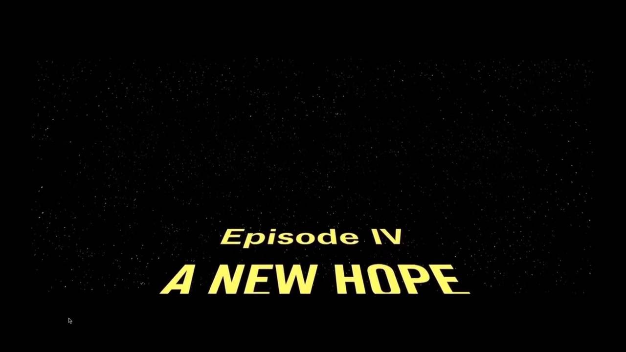 Rogue One Opening Crawl Star Wars Celebration Europe 2016 Youtube