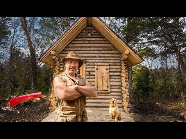 The Log Cabin in the Forest Gets a Facelift, Cottage Life
