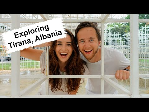 What To Do In Tirana, Albania | Nuclear Bunker, Rooftop Drinks & More!