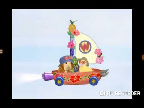 Wonder Pets Theme Song Reversed V7 Youtube