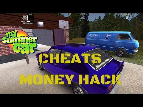 My Summer Car Cheats 2020.Cheats Money Hack Codes God Mode Teleport My