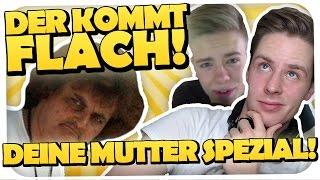 DER KOMMT FLACH - DEINE MUTTER IST... SPECIAL [MINECRAFT] [HD]
