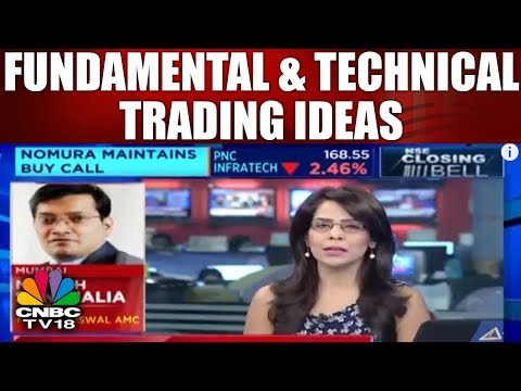 Here are Some Fundamental & Technical Trading Ideas From Market Experts   CLOSING BELL   CNBC TV18