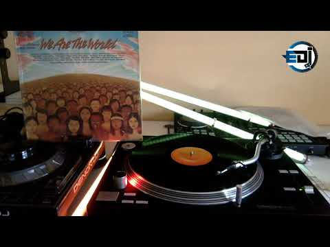 USA for Africa - We Are The World [12'' maxi single]