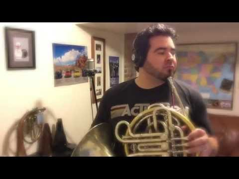 Pharrell Williams -  HAPPY (French Horn Cover)