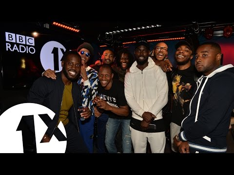 #SixtyMinutesLive - Ghetts and Friends