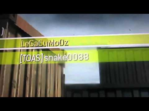 LeGaCy Amazing Scroll Menu