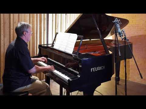 Rachmaninoff Prelude Op.32 No.8 - P. Barton, FEURICH piano