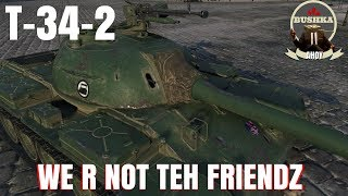 T 34 2 Dissapointment in a Can World of Tanks Blitz