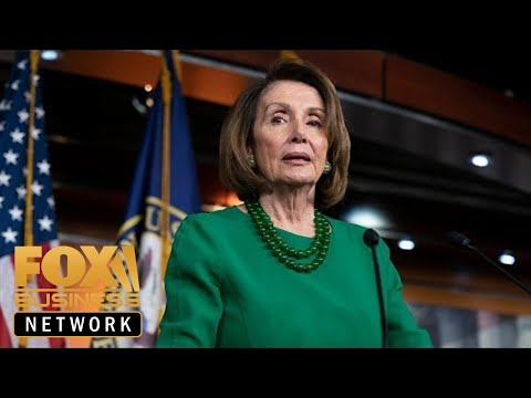 Pelosi, Schumer speak after failed meeting with Trump