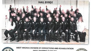 30 West Virginia Officers Suspended After Giving Nazi Salute In Photo