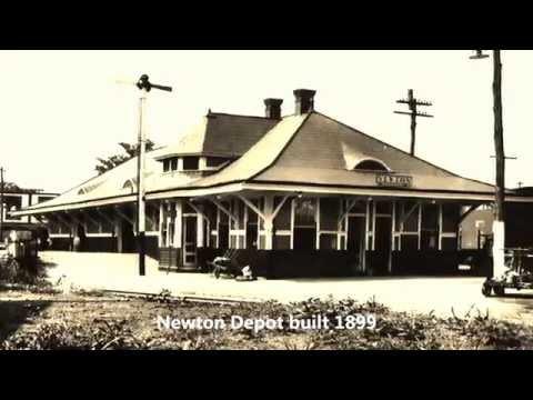 Catawba County Depots