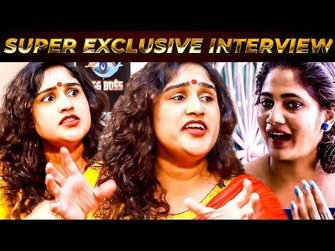 """Losliyaவே பெரிய லூசு தான்"" - Vanitha Vijayakumar On Bigg Boss | Kamal Haasan | BB3 | Part 1 | WV 74"