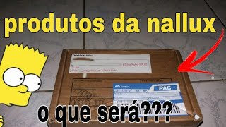 unboxing e review dos  produtos Nallux /para mini  Paredão FANTASMINHA