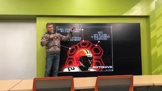 RotoHive Anthony Adams Presentation Blackstone Launch Pad UT Dallas