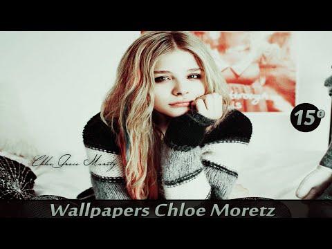 15º Pack Wallpaper Chloe Moretz  HD - FUll HD - 4K → VirtualJebb