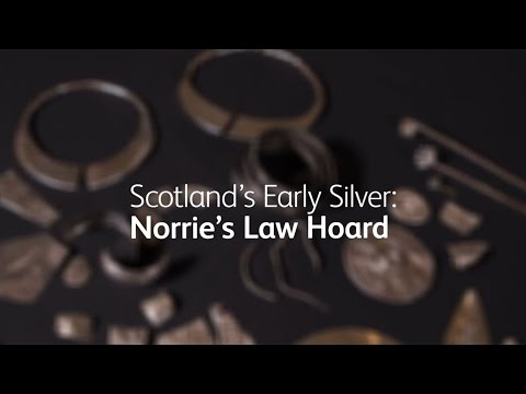 Scotland's Early Silver: Norrie's Law Hoard