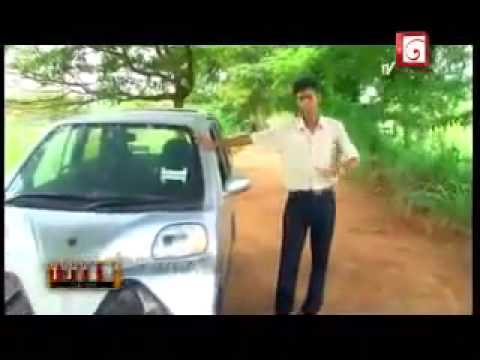 Year Old Sri Lankan Develops Unique Electric Turbo Car Youtube