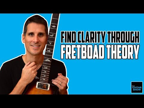 Find Clarity Through Fretboard Theory - LIVE