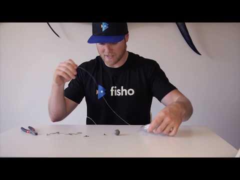Tying A Beach Pilchard Rig | Fisho App