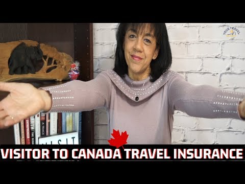 Visitor To Canada Insurance