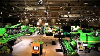 John Deere @ AGRITECHNICA 2013   the Countdown begins to the 2013 event