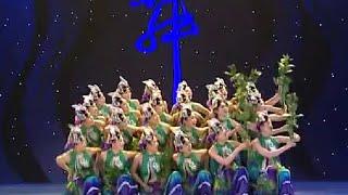 Điệu múa dân tộc Gọi cây lớn lên cực hay của Trung Quốc